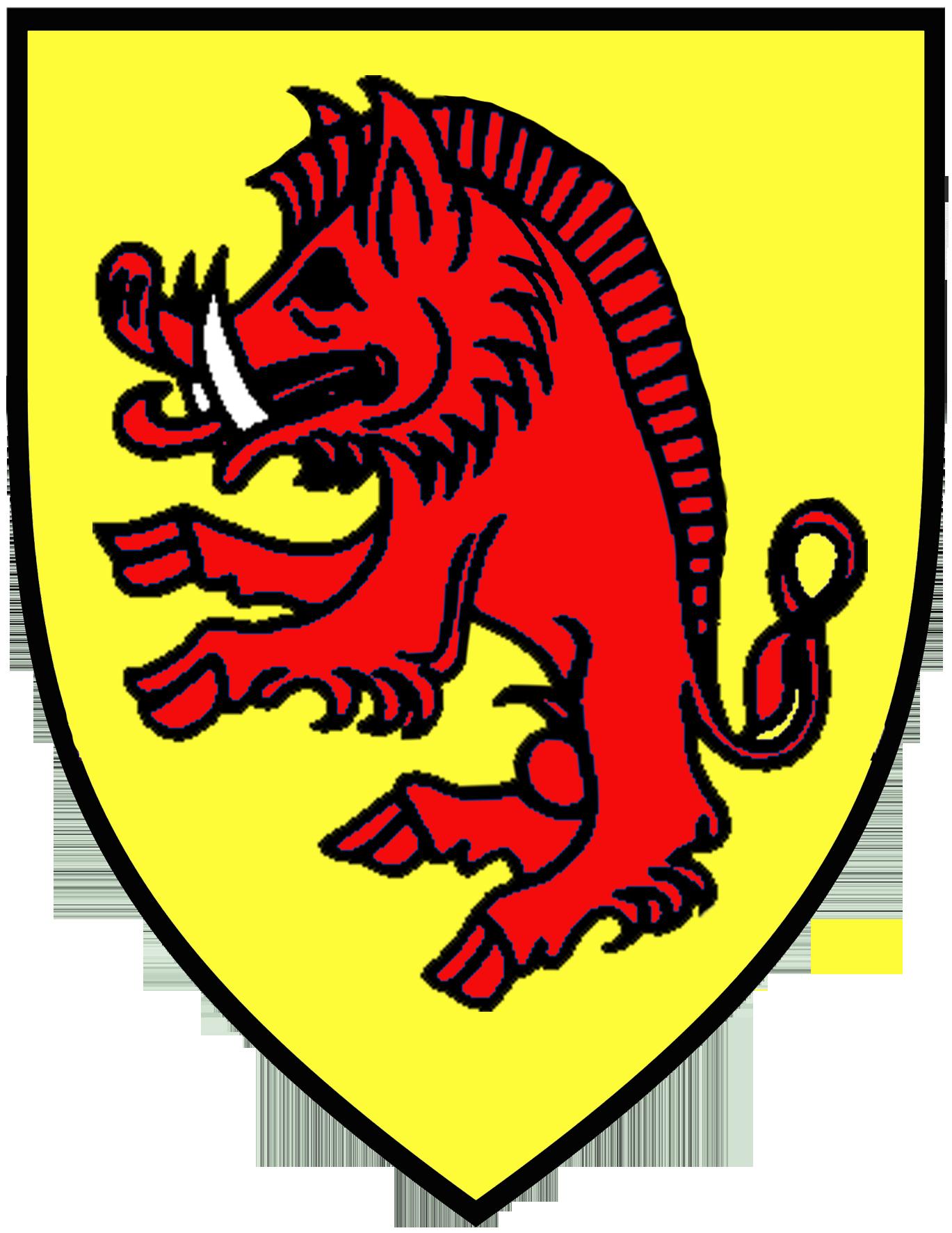 Wappen des Hauses Schweinsfold, (c) DanSch